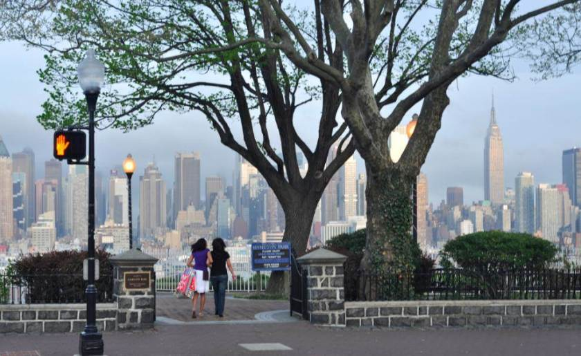 Weehawken today