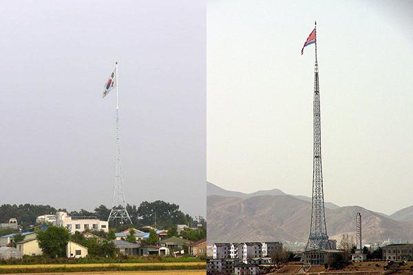 Flagpole War