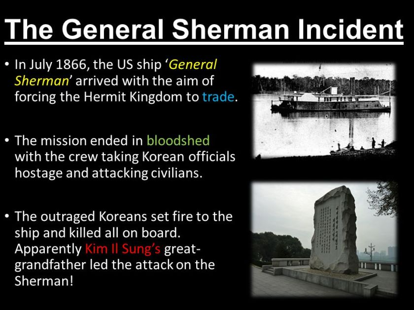 General Sherman Incident
