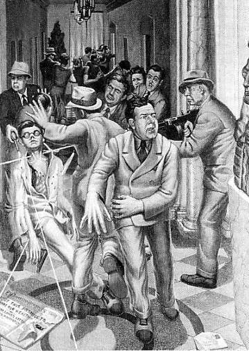Huey Long Assasination