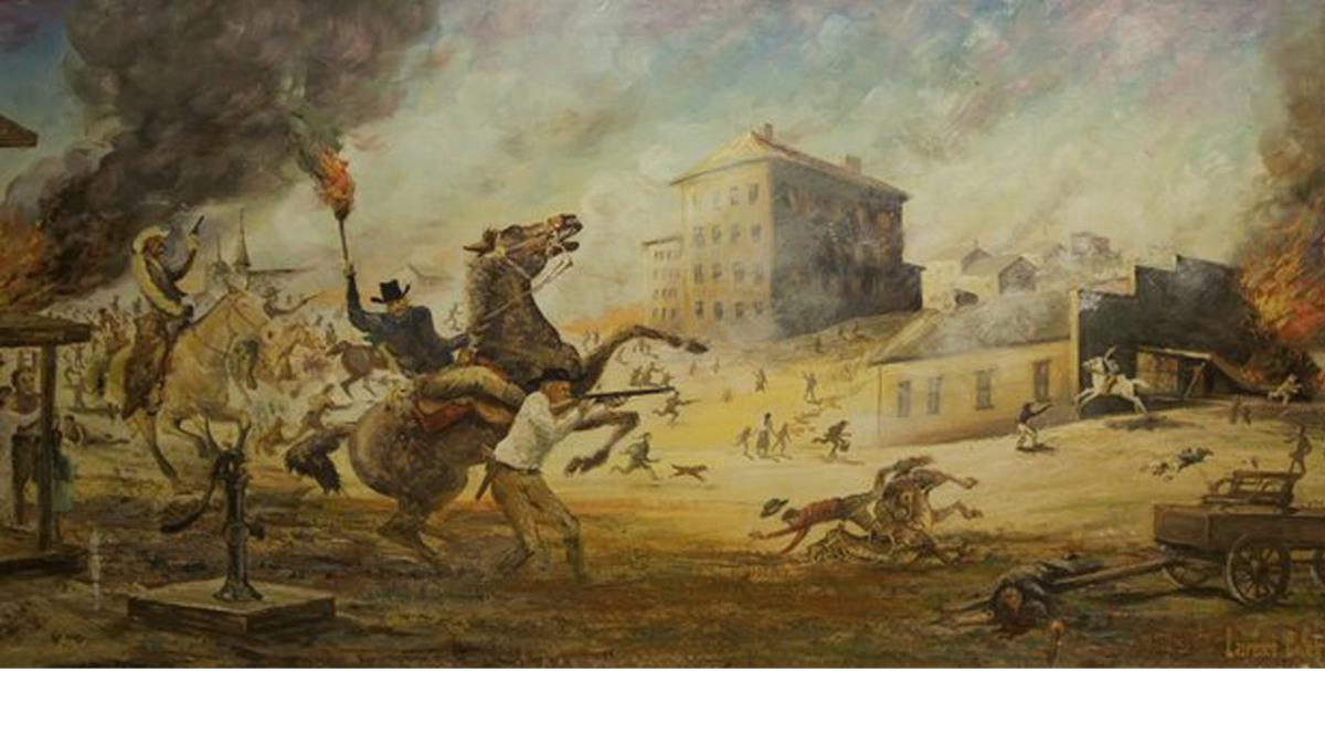 August 21, 1863 LawrenceMassacre