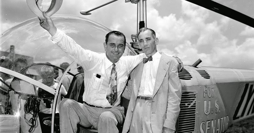 August 28, 1948 LandslideLyndon