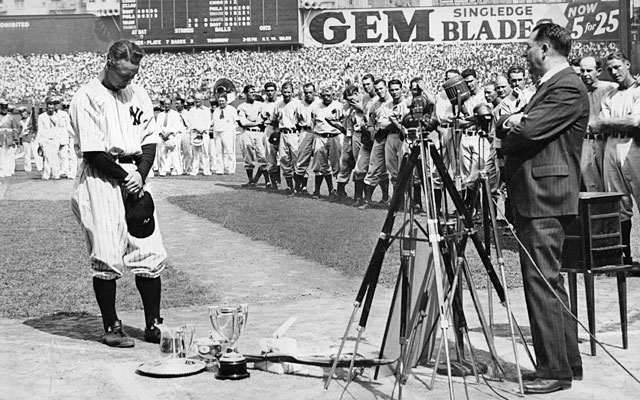 Lou Gehrig Appreciation Day