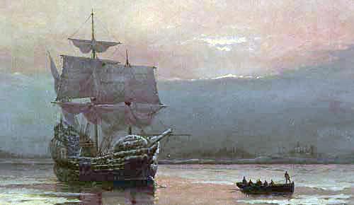 August 15, 1620Pilgrims
