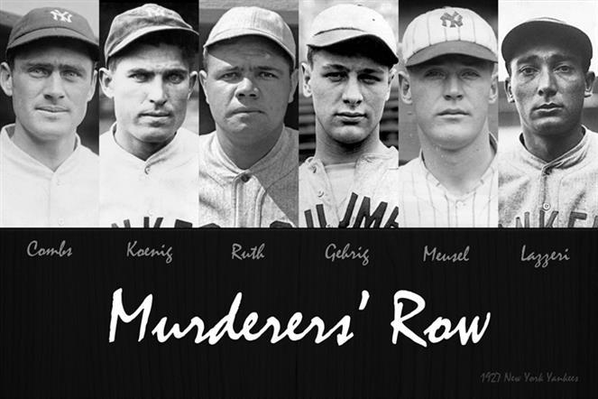 Murderers--Row