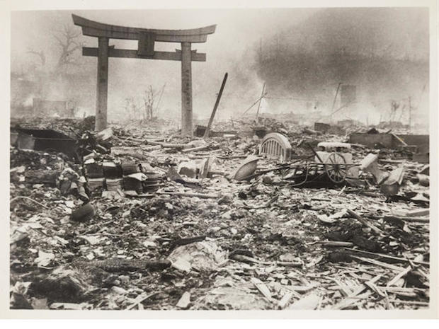 August 9, 1945Nagasaki