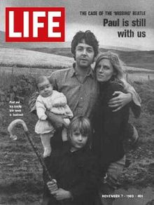 Paul is still with us-Life_magazine_nov_69