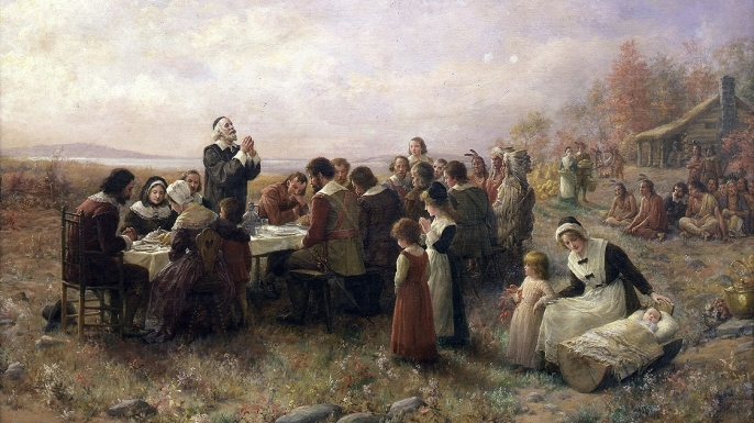 Pilgrims Thanksgiving
