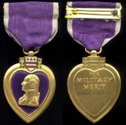 August 7, 1782 Purple Heart