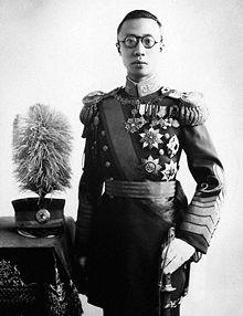 Puyi-Manchukuo