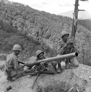 Recoilless Rifle, Korea