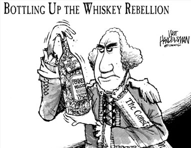 August 1, 1794 Whiskey Rebellion