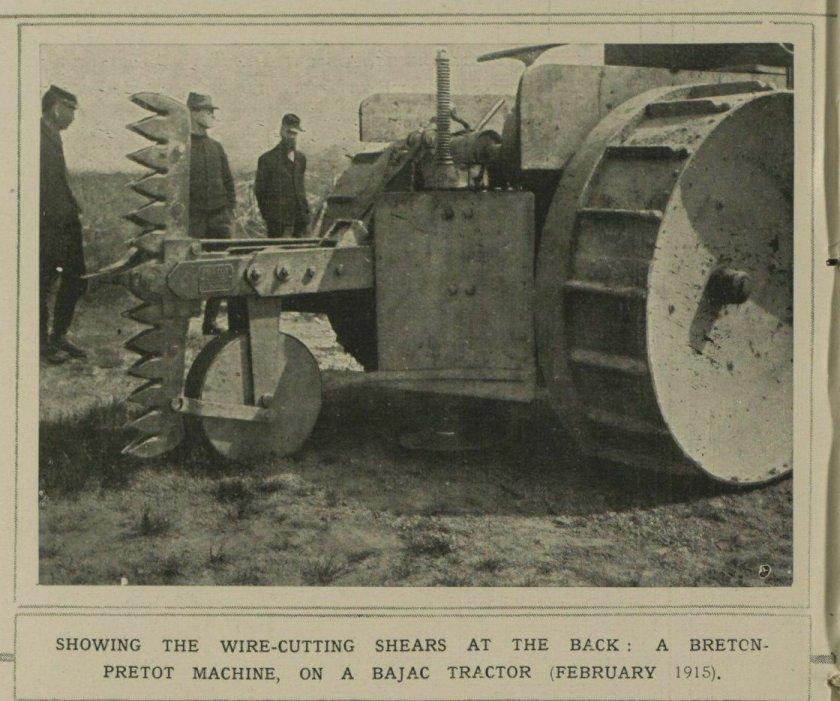Breton-Pretot machine
