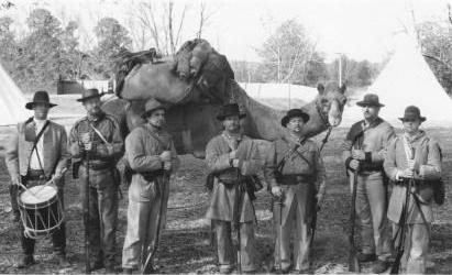 Douglas, the Confederate Camel, 1