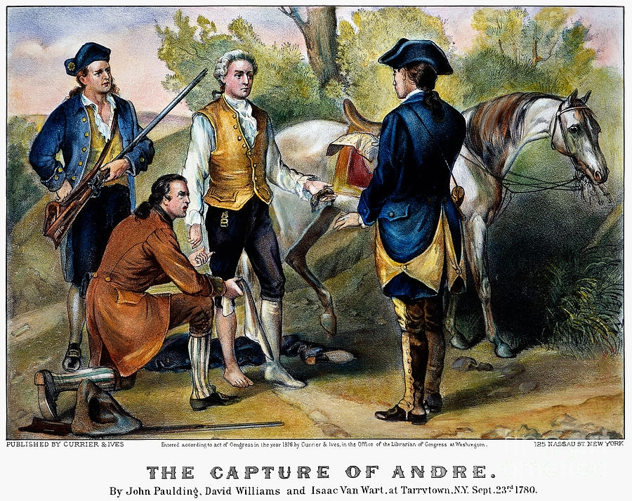 September 29, 1780 JohnAndré