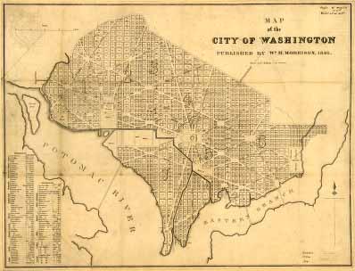 Lenfant City Plan