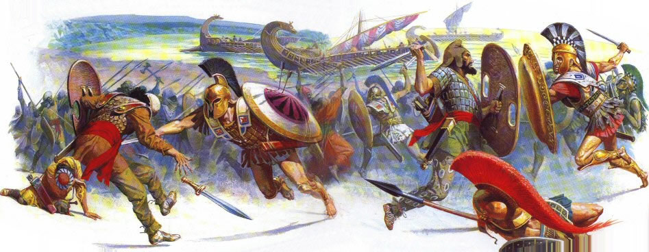 greek victory over the persians in 490 to 480479 bc essay The greek victory over the persians in the persian wars cannot be attributed to only one factor, more it was a commixture of factors such factors include unity, leadership, strategy, tactics and the pre-eminence of the greek soldier.