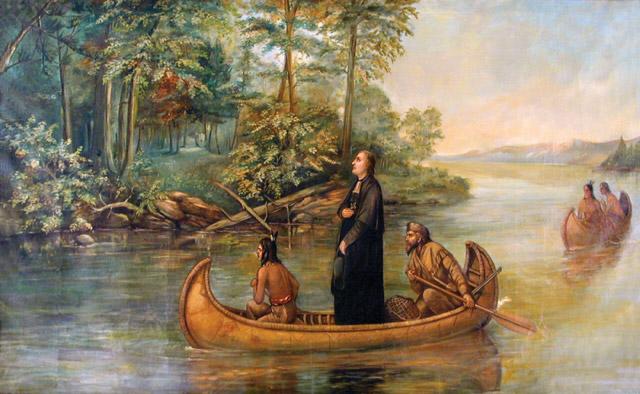 September 6, 1673 (est), DesMoines