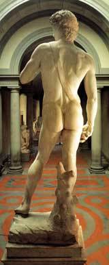 Michelangelo-David-rear