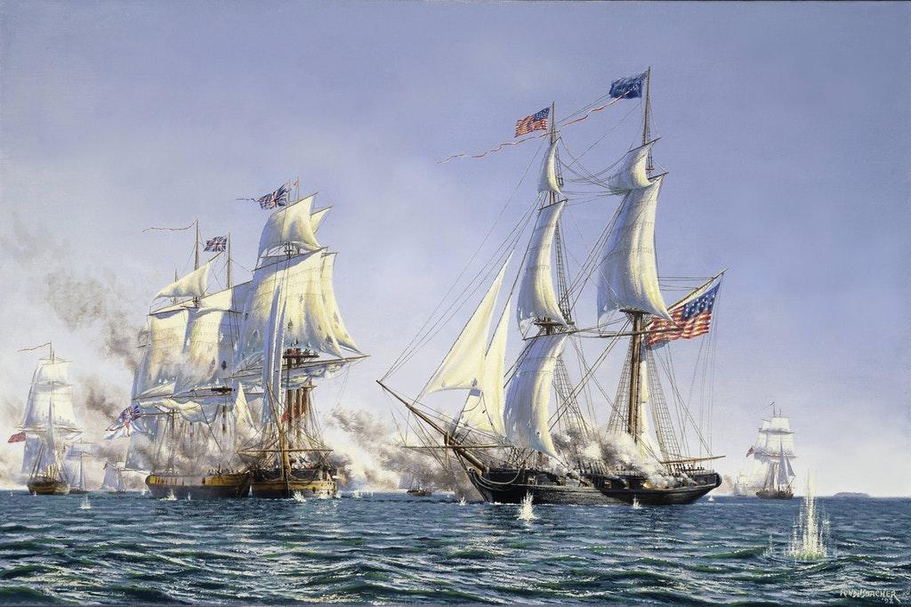 September 10, 1813 Battle ofPut-in-Bay