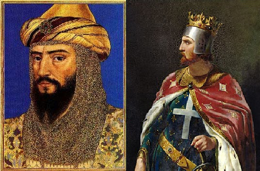 September 2, 1192  Sultan and Crusader