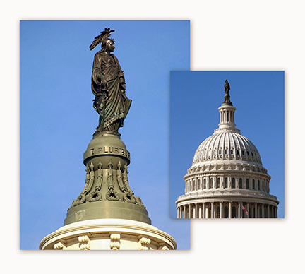 Statue of Freedom, 1