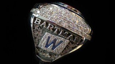 Steve Bartman ring