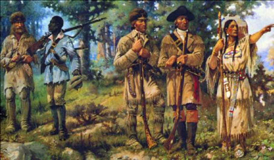 September 23, 1806 Lewis and Clark