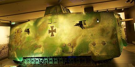 Tank - A7V