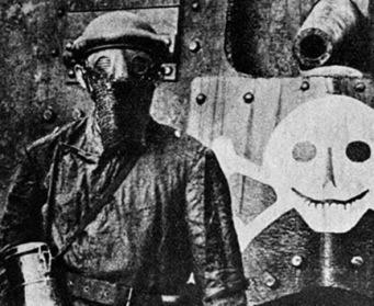 Tank, Mask