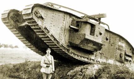 Tank, Mk 1 BigWillie