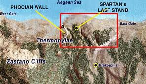Thermopylae topo
