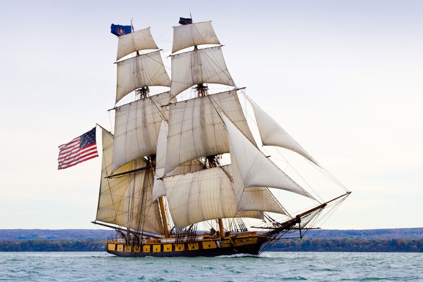 U.S. Brig Niagara