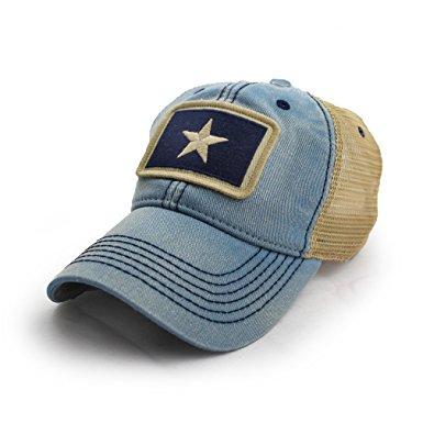 Bonnie Blue Flag hat