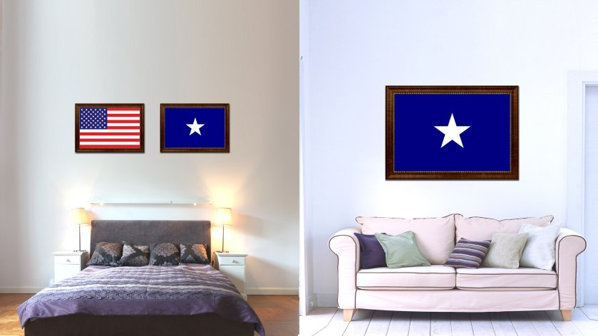 Bonnie Blue, Stars and Stripes