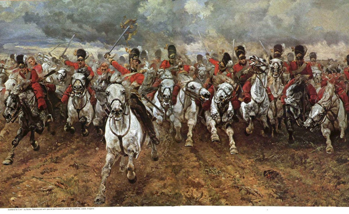 October 25, 1854   Charge of the Light Brigade