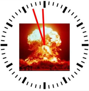 doomsday clock, 1