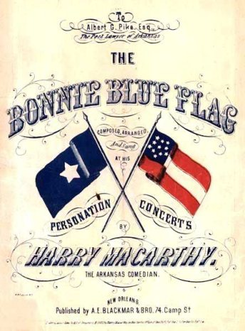 33b7a820e0522c Bonnie Blue Flag – Today in History