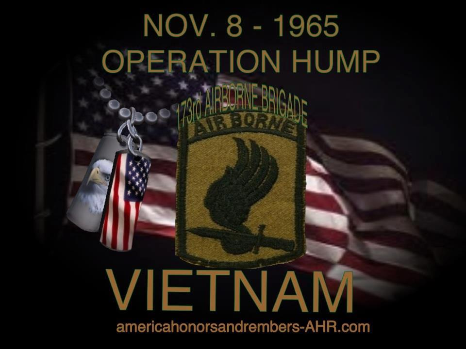 November 8, 1965 OperationHump