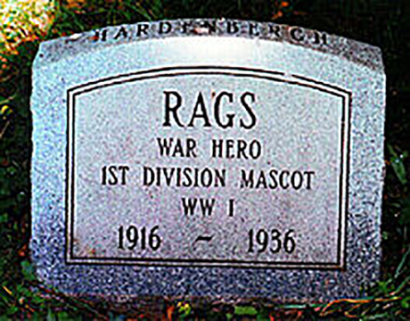 Rags Grave
