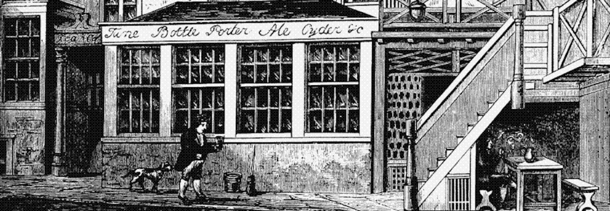 October 17, 1814 London BeerFlood