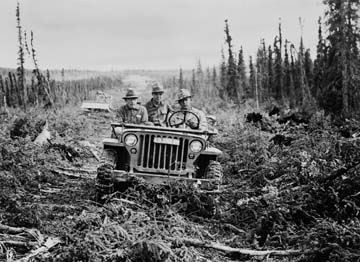 November 21, 1942 The Alcan Highway