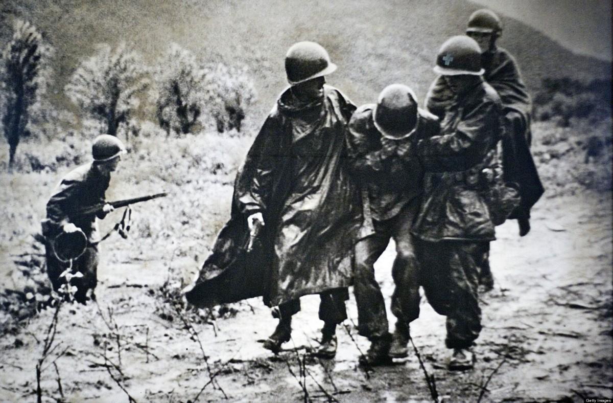 November 2, 1950 A Shepherd in CombatBoots