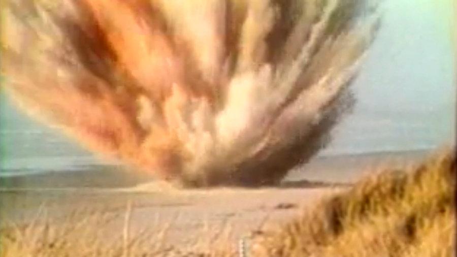 November 12, 1970 ExplodingWhale