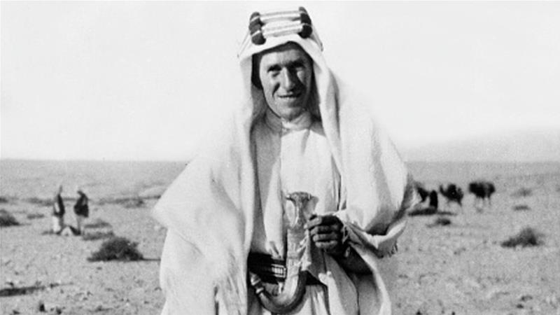 October 1, 1918  Lawrence of Arabia