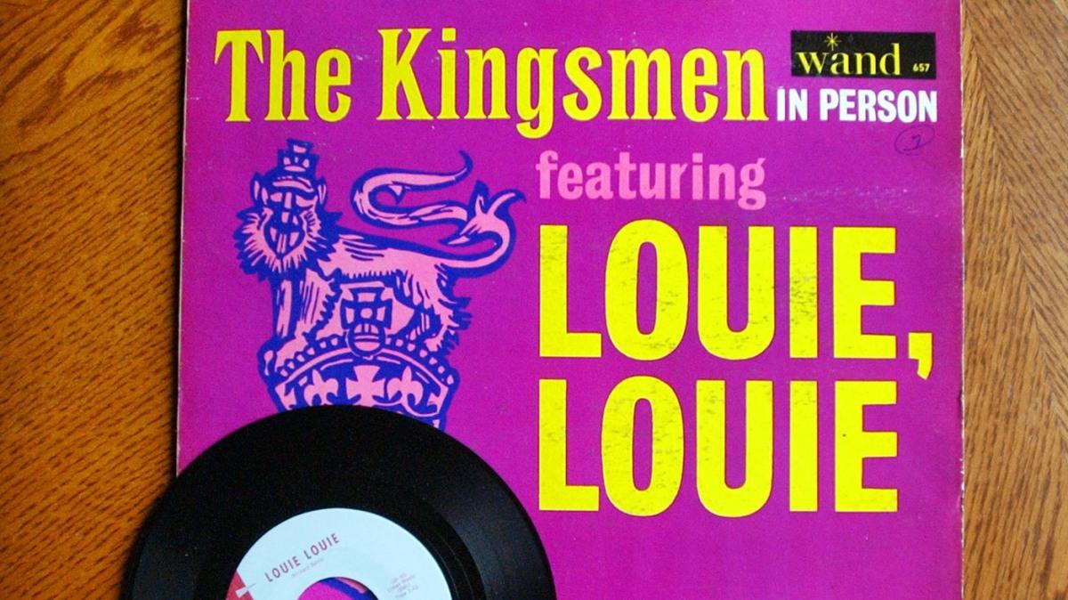 November 15, 1963 LouieLouie