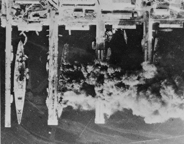 November 27, 1942Scuttled
