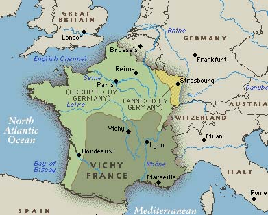 Vichy-France