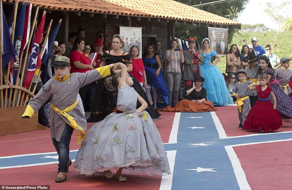 Brazil Confederates