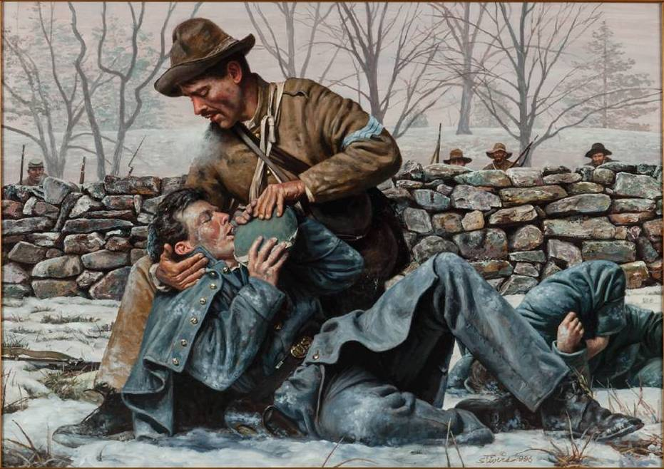 December 14, 1862 Angel of Marye'sHeights